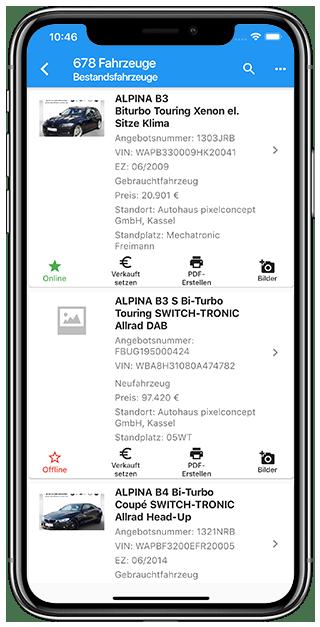Automanager_iPhone_App_Fahrzeuge